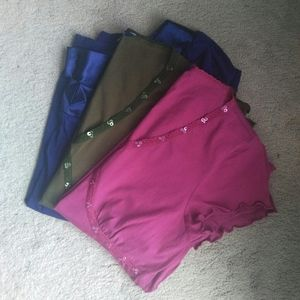 Set of 3 tops, size small